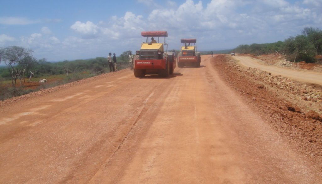 Oromia Regional Road Network Development Study Project